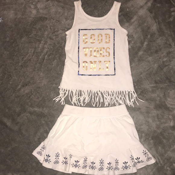 The Children's Place Other - 💞4/$15💞Children's Place Tank & skirt 6.